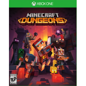 Minecraft Dungeons XBOX OFF