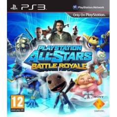 PlayStation All-Stars Battle R.