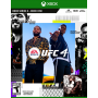 UFC 4 Standard Edition PS4