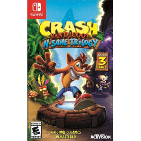 Crash Bandicoot™ N. Sane Trilogy NINTENDO S.