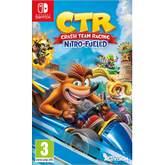 Crash™ Team Racing Nitro-Fueled NINTENDO