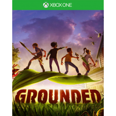 Grounded Versión preliminar XBOX OFF
