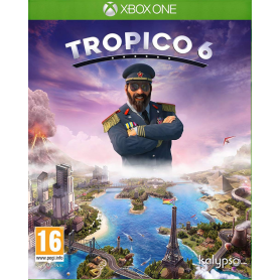 Tropico 6 xbox offline