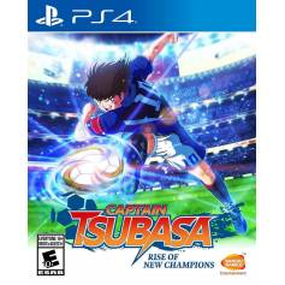 Captain Tsubasa Rise of New Champions (Súper Campeones) PS4