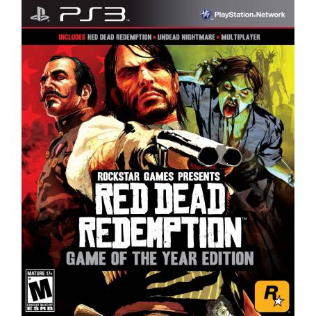 Red Dead R. and Undead N.