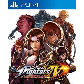 THE KING OF FIGHTERS XIV - SPECIAL ANNIVERSARY EDITION