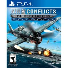 Air Conflicts: Pacific Carriers - PlayStation4 Edition
