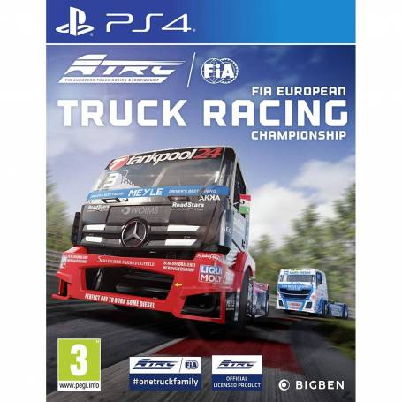 Truck Racing Championship PS4