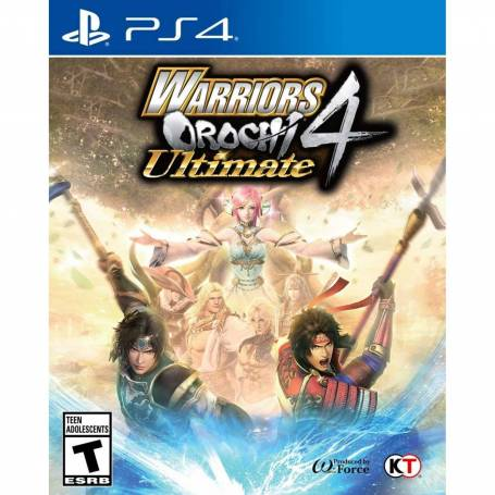 WARRIORS OROCHI 4 Ultimate PS4