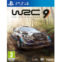 WRC 9 FIA World Rally Championship PS4
