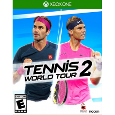Tennis World Tour 2 XBOX OFF