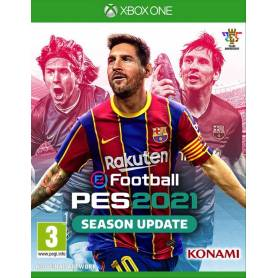 eFootball PES 2021 SEASON UPDATE STANDARD EDITION PS4