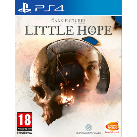 The Dark Pictures Little Hope PS4