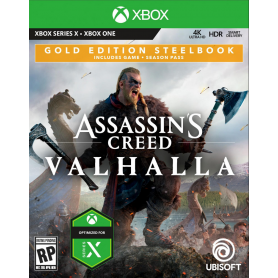 Assassin's Creed Valhalla Gold Edition XBOX OFF