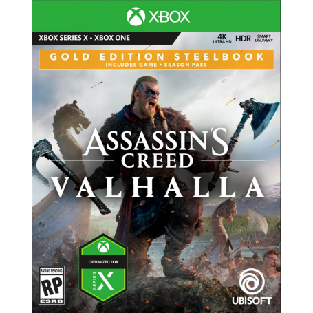 Assassin's Creed Valhalla Gold XBOX OFF