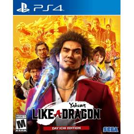 Yakuza: Like a Dragon Day Ichi Edition PS4