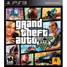 GTA V PS3 Grand Theft Auto V