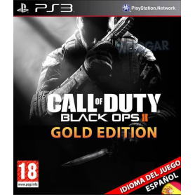 Call of Duty Black Ops 2 Gold Edition