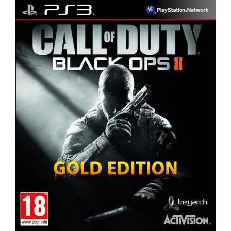 Call of Duty: Black Ops II Gold Edition