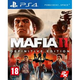 Mafia II: Edición Definitiva PS4
