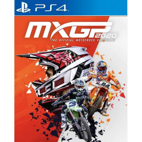 MXGP 2020 - The Official Motocross PS4