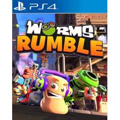 Worms Rumble PS4