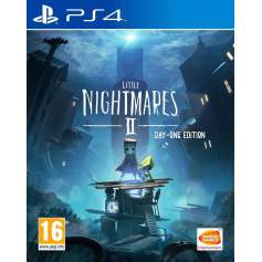 Little Nightmares II PS4