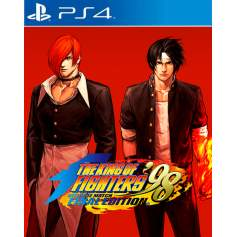THE KING OF FIGHTERS 98 ULTIMATE MATCH PS4