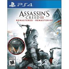 Assassin's Creed III: Remastered PS4