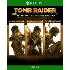 Tomb Raider Definitive Survivor Trilogy XBOX OFF
