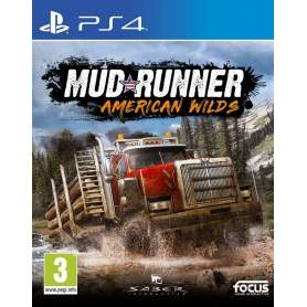 MudRunner - American Wilds Edition PS4