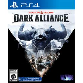 Dark Alliance PS4