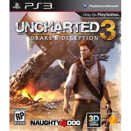 Uncharted 3 GOLD