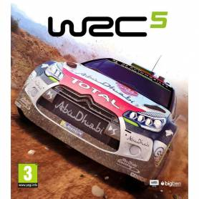 WRC 5 FIA World Rally C.