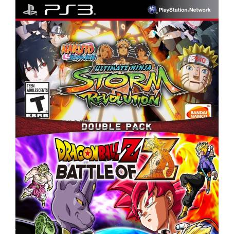 Naruto S.U.N.E.R. + Dragon Ball Battle of Z