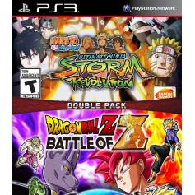 Naruto S.U.N.S.R. + Dragon Ball Battle of Z