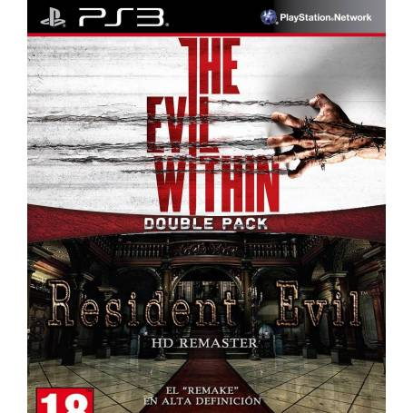 The Evil Within + Resident Evil HD