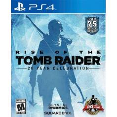 Rise of the Tomb Raider: 20º aniversario