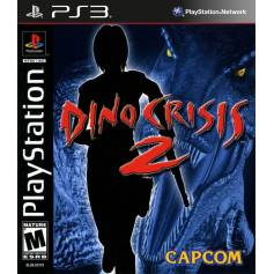 Dino Crisis 2 (PSOne Classic)