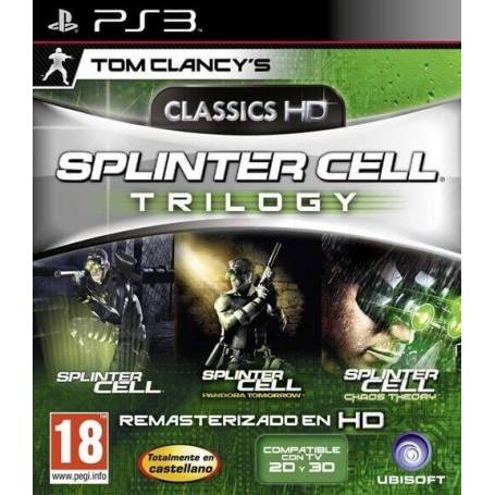 Tom Clancy's Splinter Cell Trilogy HD
