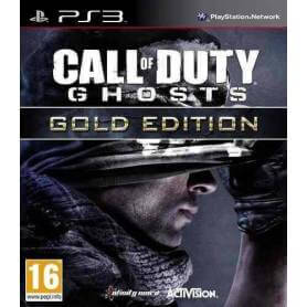 Call of Duty Ghosts GOLD