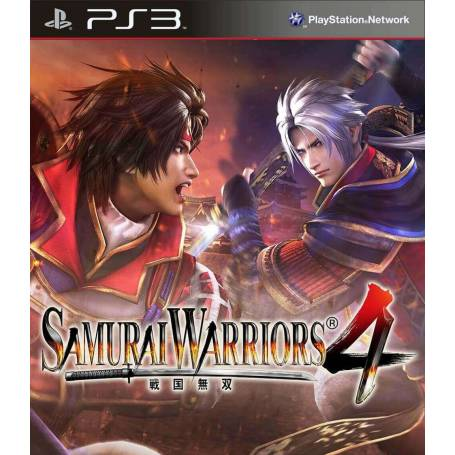 SAMURAI WARRIORS 4