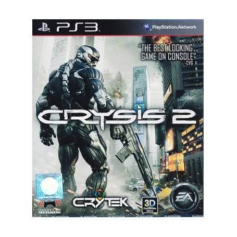 Crysis 2
