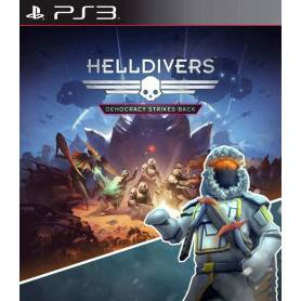 HELLDIVERS Democracy Strikes Back Edition