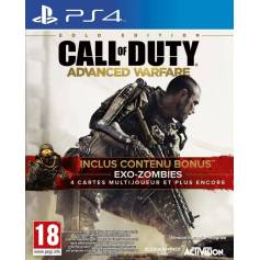 Gold Edition de Call of Duty Advanced Warfare