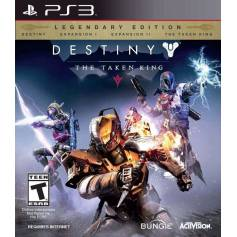 Destiny: The Taken King LEGENDARY E.