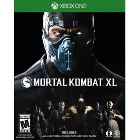 Mortal Kombat XL XBOX ONE OFFLINE