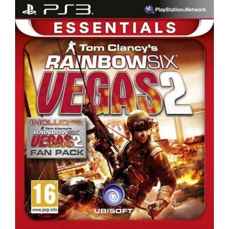 Rainbow Six Complete Pack