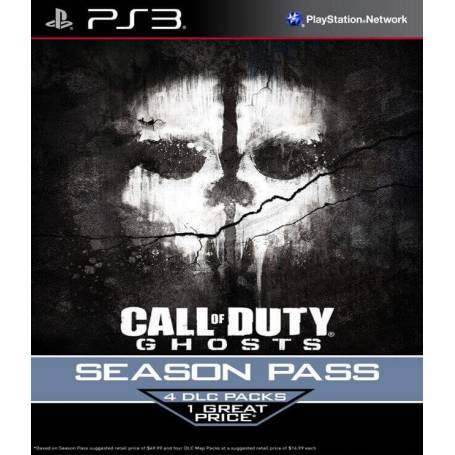 Call of Duty: Ghosts [Season Pass]