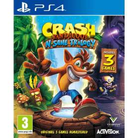RESERVA Crash Bandicoot N. Sane Trilogy